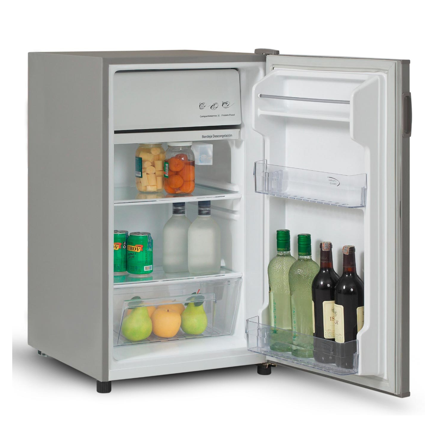 MINI BAR 121L CHALLENGER CR 152 TITANIUM