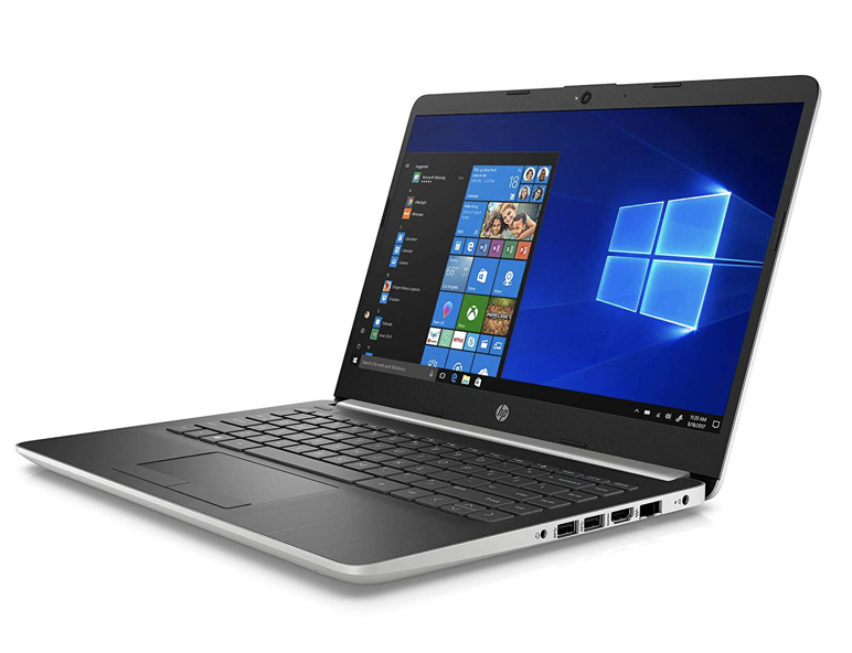 LAPTOP HP 14-dq1037 Intel Core i5 10ma Generación 4gb ssd 128gb 14 pulgadas