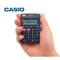 Calculadora Casio HL815LBK De bolsillo 8 digitos