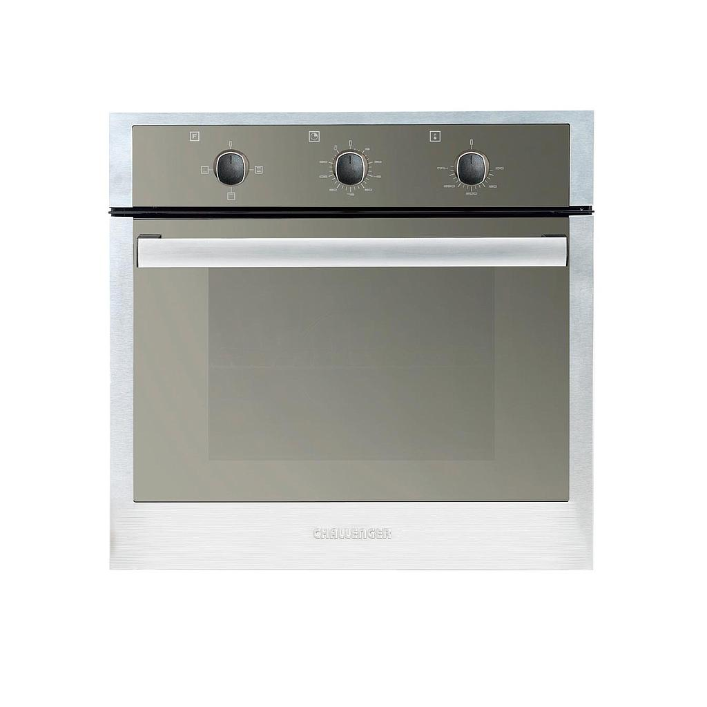 HORNO ELECTRICO 220V CHALLENGER HE 2651 ACERO INOXIDABLE