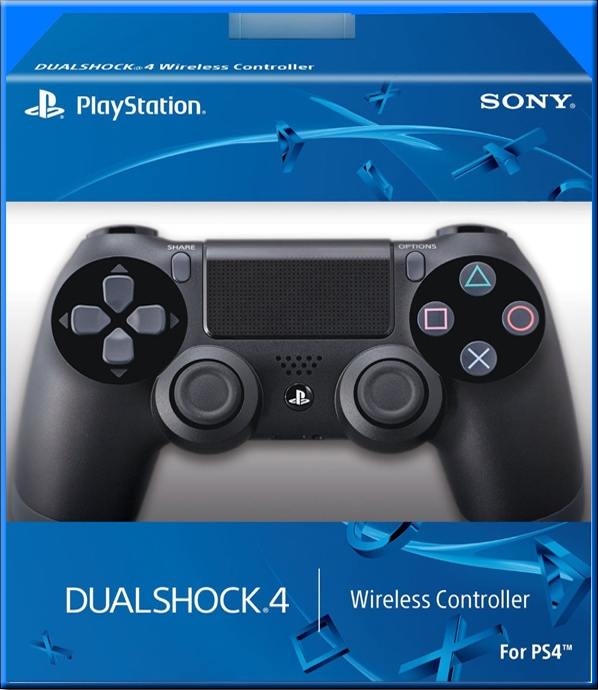 Control PlayStation 4 Ps4 DualShock 4-Negro